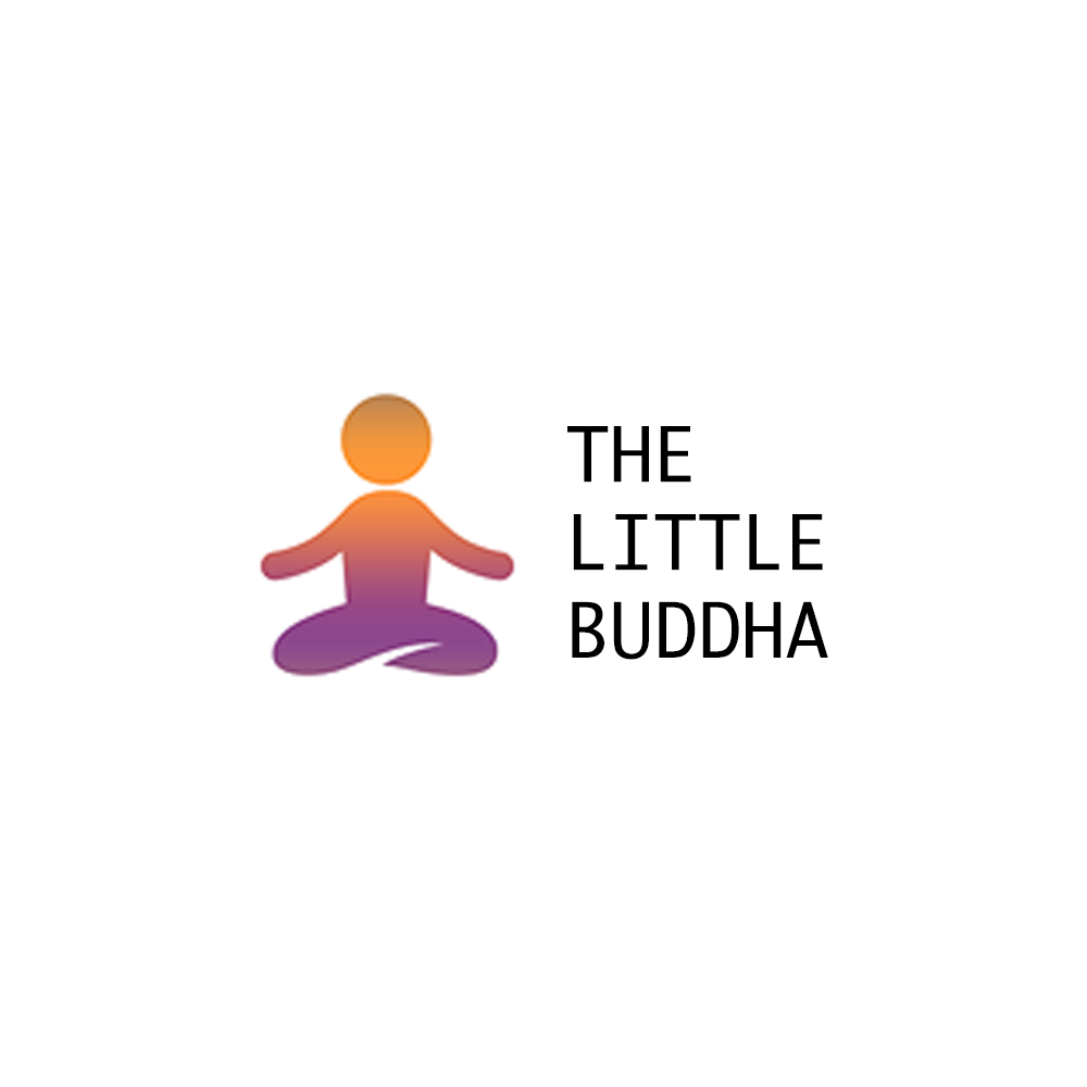 Logo design for a startup that teaches yoga for kids
